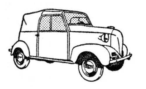 cc model = 1946 – 1948